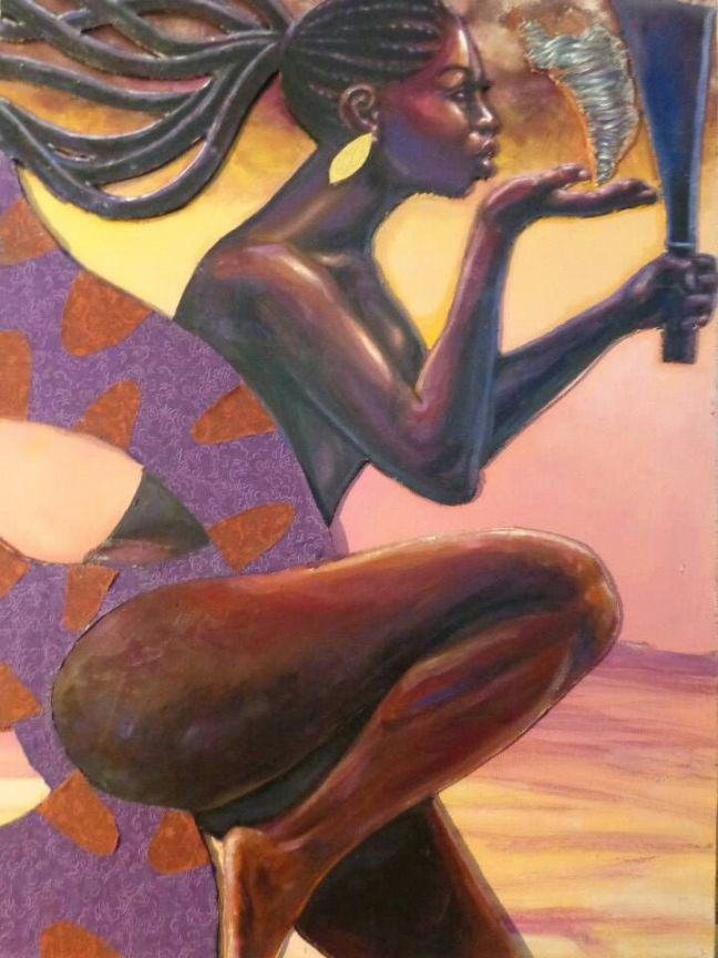 e47fc0ce8c556547f5485881cc7b5b75--african-goddess-black-artwork