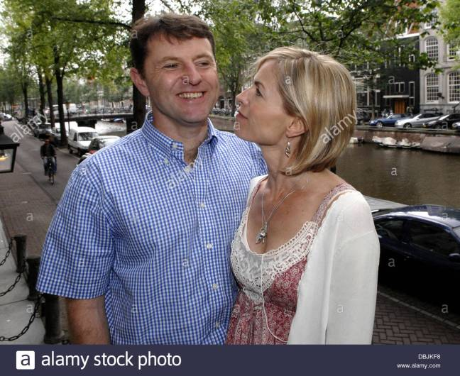 gerry-and-kate-mccann-visit-amsterdam-to-promote-the-release-of-their-DBJKF8